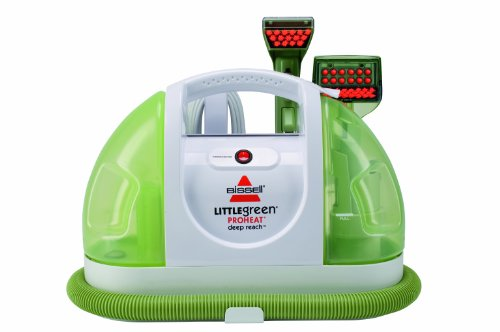 Little Green Pro Deep Reach Heat Cleaner By Bissell